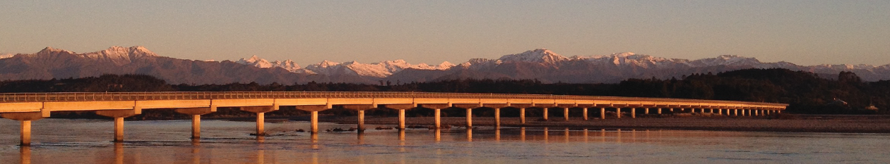 Hokitika Bridge